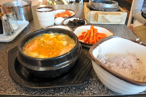 Photo Review by jon_lin:  Back to the Korean Tofu on Bloor and Clinton St! As good as ever, and only $10 incl. tip!