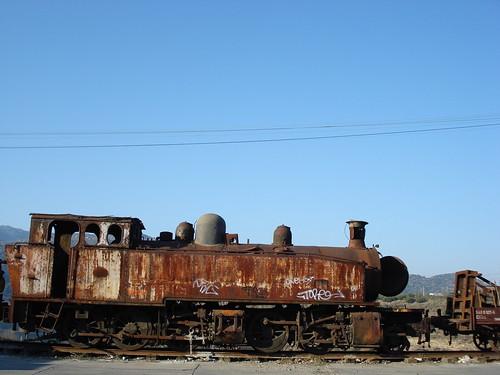Comboio no Pocinho