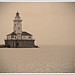 Chicago Harbor Light