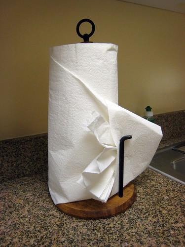 Paper Towel Folding
