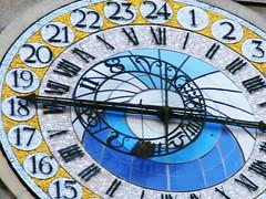 Orloj (Jiri Zavadil) Tags: detail clock canon eos town hall republic czech time watch prostejov astronomical moravia morava orloj hodiny 400d
