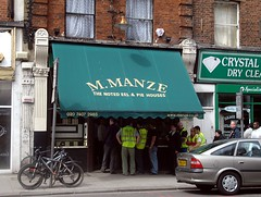 Picture of M Manze, SE1 4TW