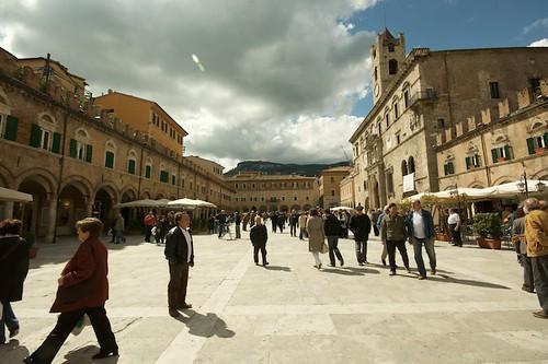 Ascoli Piceno piazza