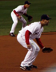 Infield crouch