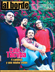 Cafe Tacuba, Al Borde magazine cover (Al Borde Latin Alternative | Spanish Rock) Tags: punk indie electronica latino fusion latinmusic portadas poprock magazinecovers rockenespaol musicfestivals alterlatino rockenespanol spanishrock musicalatina latinrock rockeros latinalternative rockalternativo musicaalternativa alborde alternativebands bandasdemexico coolmagazinecovers albordecovers bandsfrommexico revistaslatinas gruposderock revistaalborde gruposdemusicarock purorockero consiertosderock musicaentuidioma gruposdemusicapop latinalternativemusic entrevistademusicarock revistademusicarock