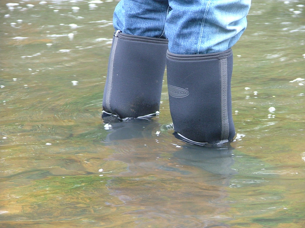 Muck Boots - sole wear rates
