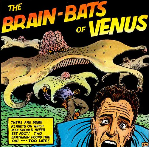 the brain-bats of venus