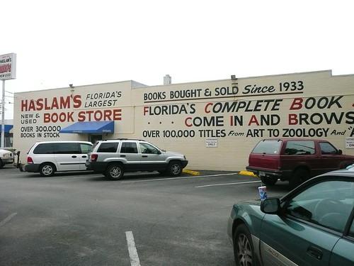 haslam's books