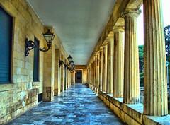 long way! (sbouboux) Tags: travel architecture palace corfu hdr highdynamicrange longway tonemapped anticando