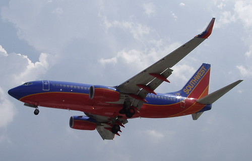 Southwest Airlines Panama City Orlando