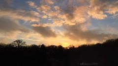 Sundown Time Lapse (Marc Sayce) Tags: storm doris time lapse timelapse video clouds sunset february winter 2017 forest alice holt hampshire bucks horn oak farnham surrey south downs national park