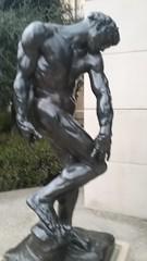 Adam (sftrajan) Tags: stanforduniversity augusterodin bronze bronce escultura museum california sculpturegardsen sculpture museo musee adam nude male adan gardenofeden biblical frenchsculpture belleepoque paloalto