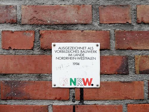 Wuppertal - Vorbildliches Bauwerk 1994