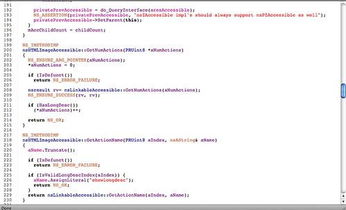 DXR Source Code View