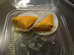 Day 104 (Listener42) Tags: food work dessert baklava