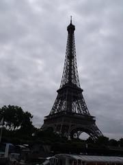 The Eiffel Tower (ell brown) Tags: paris france eiffeltower toureiffel champdemars boattrip 1889 worldfair bateauxmouches riverseine rivercruise irontower gustaveeiffel expositionuniverselle