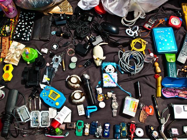 IMG_0635  Odd things from flea market ,Penang