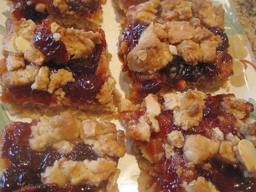 sausage and cherry squares 002