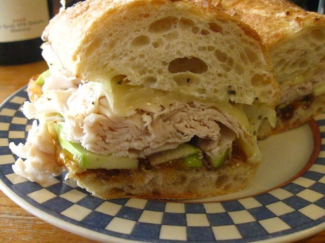 Olio - Sandwich