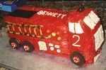 Fire Engine Cake 1