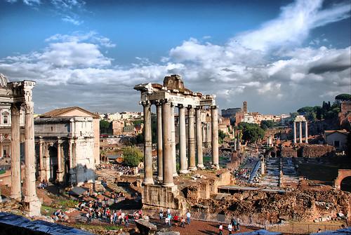 Roma / Rome. Foro Romano. by josemazcona.