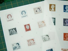 queen stamp quilt fabric sheets