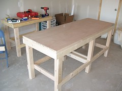 Finished Build Table