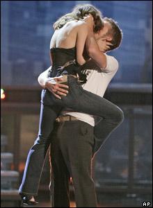 Rachel McAdams Ryan Gosling Best kiss