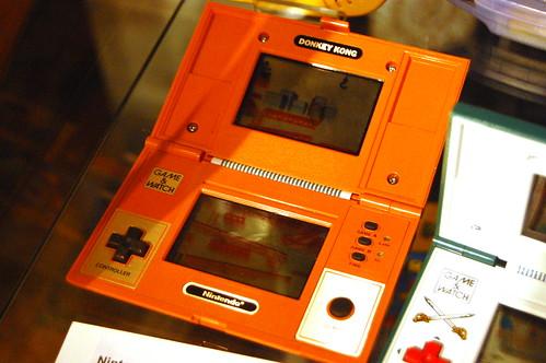 Vintage Computing Museum - Donkey Kong
