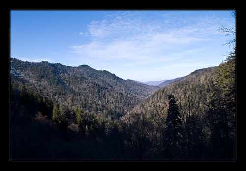 Smoky mountains without 'smoke'