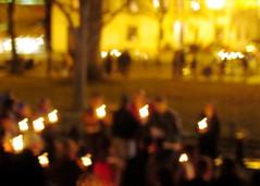 Day 93: Circle Of Light. (christyfrink) Tags: aids hiv worldaidsday candlelightvigil hivaids