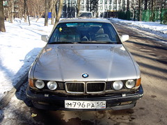 IMGP0119 (sergei.valoff) Tags: 1987 bmw 735i
