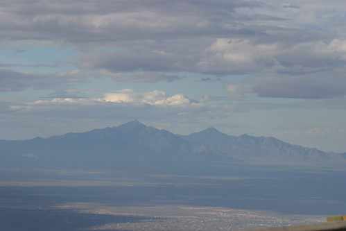 View from Mount Lemmon