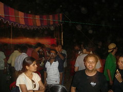 camp fire (aanjhan) Tags: trekking bangalore rappelling rbin ramnagar chimneyclimbing