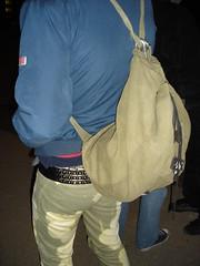 Punks Backpacks