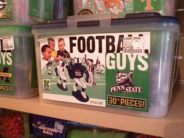 Penn State football guys