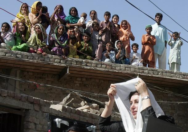 PAKISTAN-POLITICS-ATTACKS-BHUTTO