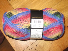 Noro Sock Yarn 3