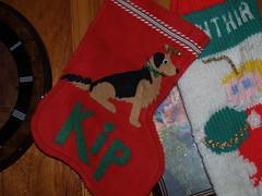 Kip's Stocking