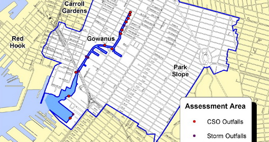 Gowanus CSO Map