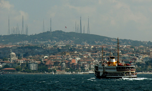 İt's a dream to be in Istanbul