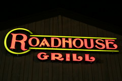 At the Roadhouse Grill