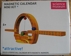 Magnetic Calendar Kit