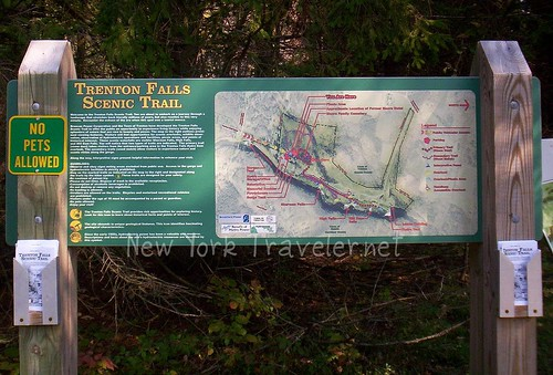 Trenton Falls ScenicTrails Welcome