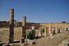 Gimnàs grec reconvertit a fòrum romà (interior), Cirene