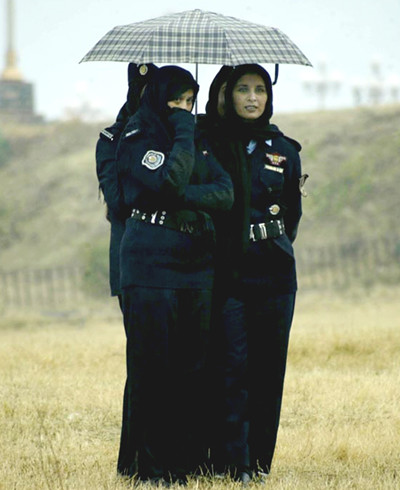 Pakistani Police women