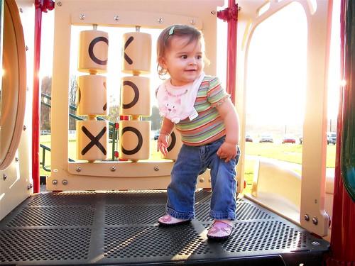 Lydia Playing