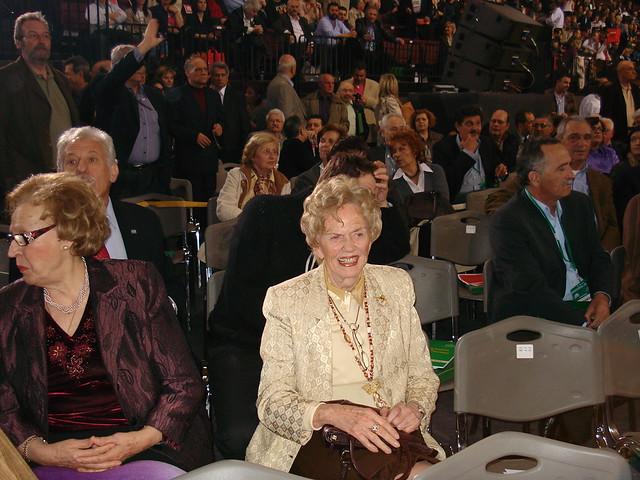 8ο Συνέδριο του ΠΑΣΟΚ - Μαργαρίτα Παπανδρέου