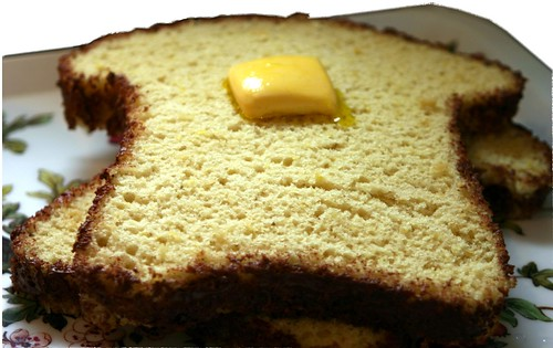 Buttered Toast Cake