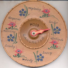 Vintage Mood Barometer